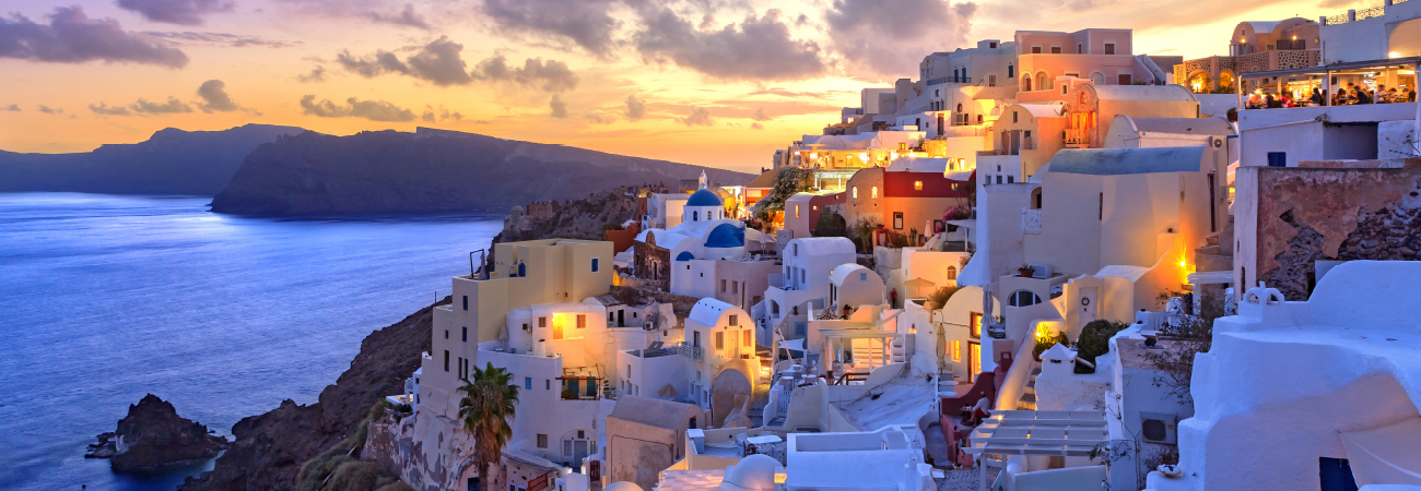 Greek Island Itinerary: Mykonos, Santorini and Crete