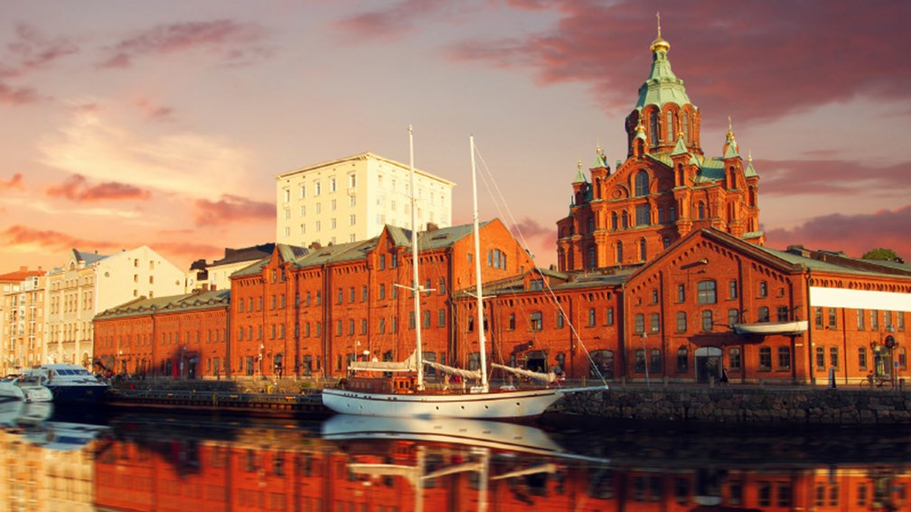 A Travel and Design Guide to Helsinki, Finland