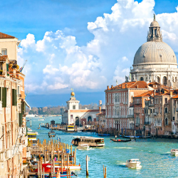 <p>Doge's Palace in Piazza San Marco // © 2015 Thinkstock</p><p>Feature image (above): Consider visiting Venice, Italy during Carnival // © 2015...