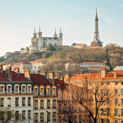 <p>Lyon is known for its silk and cuisine. // © 2016 iStock</p><p>Feature image (above): Pont du Gard bridge dates back to Roman times. // © 2016...