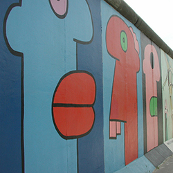 <p>Guests who prefer a historic view of Berlin should be sure to visit what's left of the Berlin Wall. // © 2015 Creative Commons user <a...