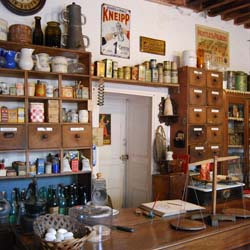 <p>A visit to the Musee Alice Taverne d'Ambierle is like experiencing 100 years of French life. // © 2015 Georgeanne Brennan</p><p>Feature image...