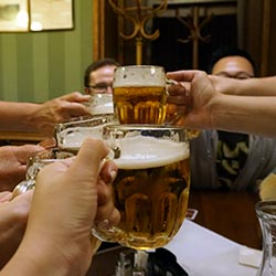 <p>Try a range of Czech beers on Urban Adventure's Prague Beer and Czech Tapas Tour. // © 2016 Valerie Chen</p><p>Feature image (above): Prague is the...
