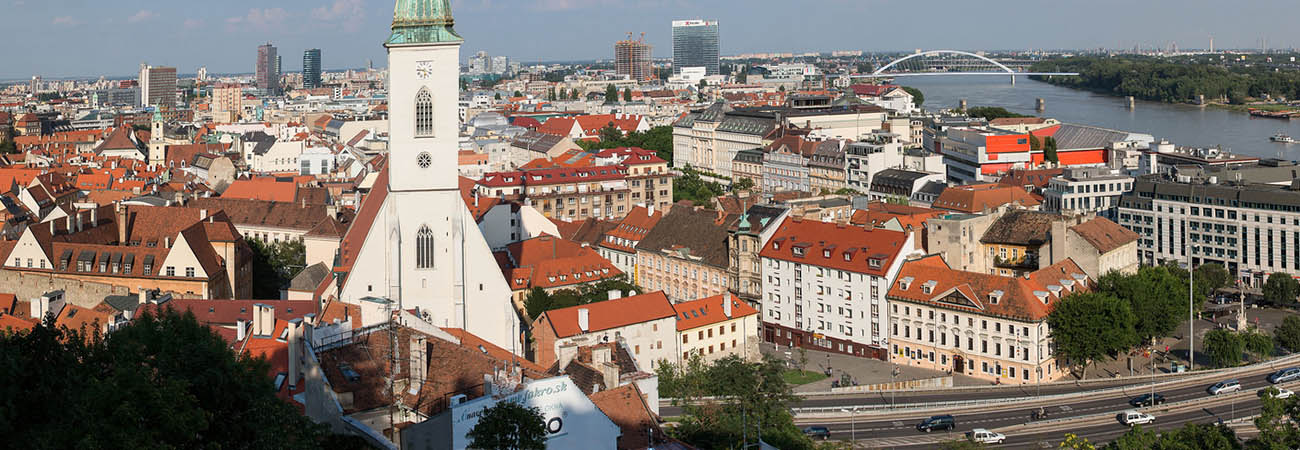 How to Spend an Afternoon in Bratislava