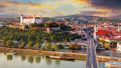Why a Bratislava Day Trip Upgrades a Post-Pandemic Vienna Vacation