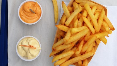 Where to Find Brussels' Best Belgian Fries