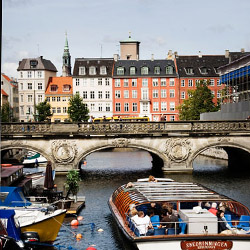 <p>Copenhagen, Denmark, is crisscrossed by a number of canals, so a boat tour is a great way to see the city. // © 2014 Ty Stange</p><p>Feature image...