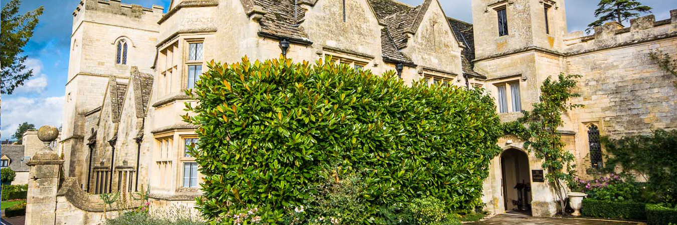 Old-World Charm in the Cotswolds
