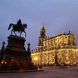 <p>Dresden boasts unique architecture. // © 2016 German National Tourist Office </p><p>Feature image (above): There is no shortage of activities for...