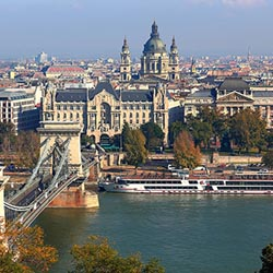 "<p>Budapest continues to grow in popularity. // © 2017 Creative Commons user <a href=""https://www.flickr.com/photos/depenbusch/14995308504""..."