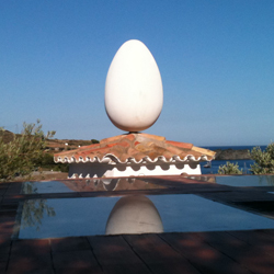 Figueres is home to Salvador Dali's surrealist museum. // © 2014 Thinkstock