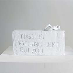 "<p>""There is nothing left but you"" by Tracey Emin at Leopold Museum in Vienna, Austria // © 2015 Tracey Emin</p><p>Feature image (above): Victoria and..."
