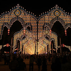 <p>Feria de Jerez takes place each year in the Cadiz region of Andalusia. // © 2017 Creative Commons user <a...