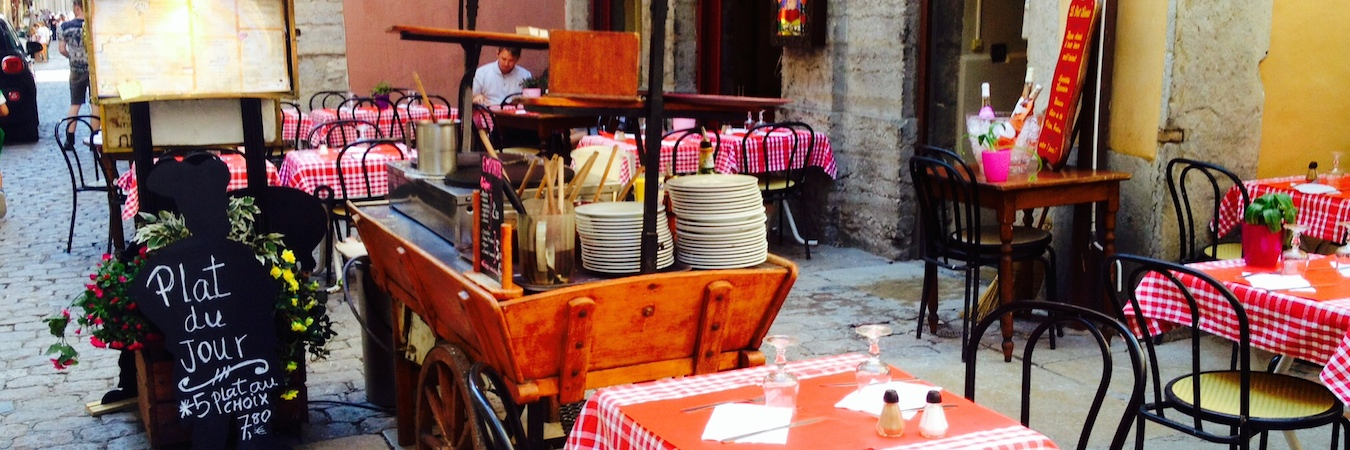 The Picturesque Cafes of Southern France