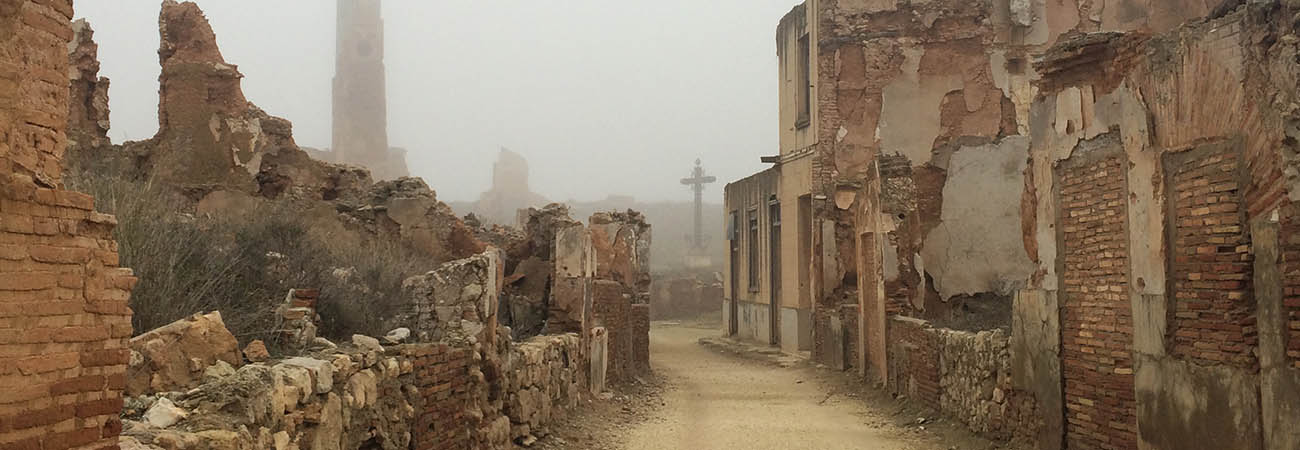 3 Ancient Ghost Towns Worth Visiting in Europe