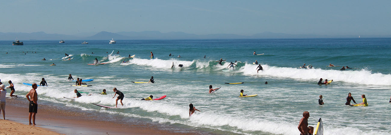 Find Surfing and Surf Culture in Hossegor, France