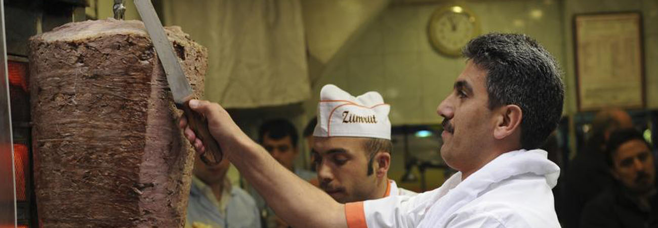 Istanbul's Top 10 Street Foods