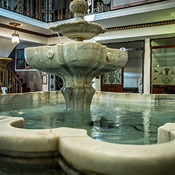 "<p>Cagaloglu Hammam, located on Yerebatan Street near the Grand Bazaar, was featured in Patricia Schultz's book ""1,000 Places to See Before You Die.""..."