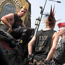 "<p>""Punk 1976-78,"" an exhibition at the British Library, will explore the genre, which will turn 40 this year. // © 2016 Creative Commons user <a..."