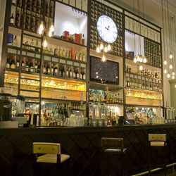 <p>Mixology classes and epic Sunday roasts are just two reasons to visit The Alchemist, a hip venue in Manchester, England. // © 2015 The...