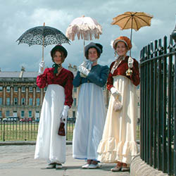 <p>England's Year of Literary Heroes will mark the 200th anniversary of Jane Austen's passing with events taking place all over England. // © 2017...