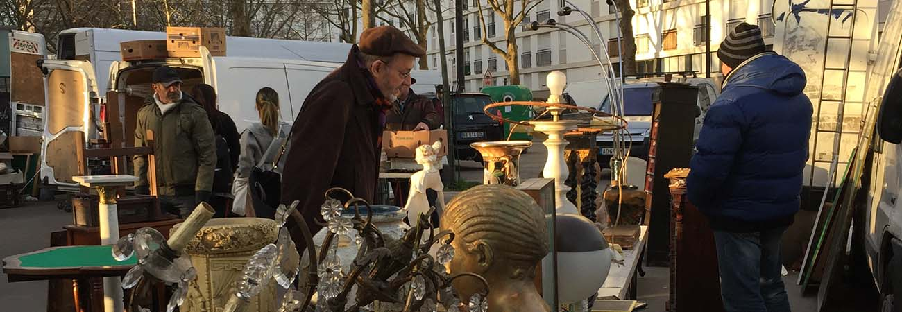 Under-the-Radar Paris: Vanves Flea Market