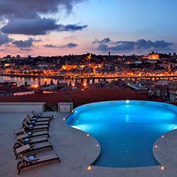 <p>The Yeatman hotel // © 2016 Porto Convention & Visitors Bureau</p><p>Feature image (above): Porto, Portugal, is beginning to attract the...