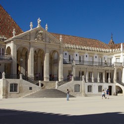 "<p>Photographers love University of Coimbra. // © 2015 Creative Commons user <a href=""https://www.flickr.com/photos/debarshiray/8082441891/""..."