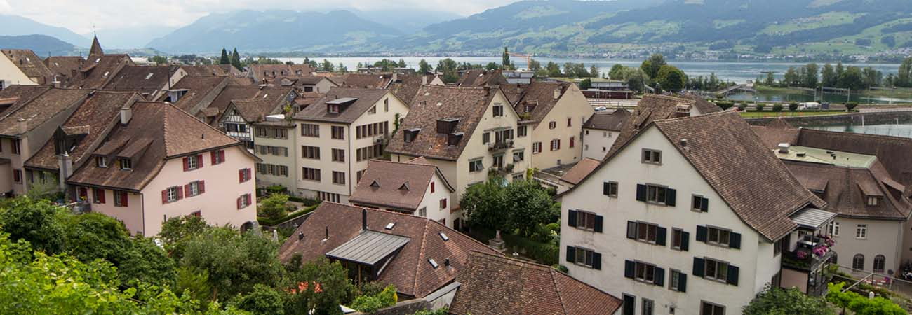 How to Discover Switzerland's Rapperswil