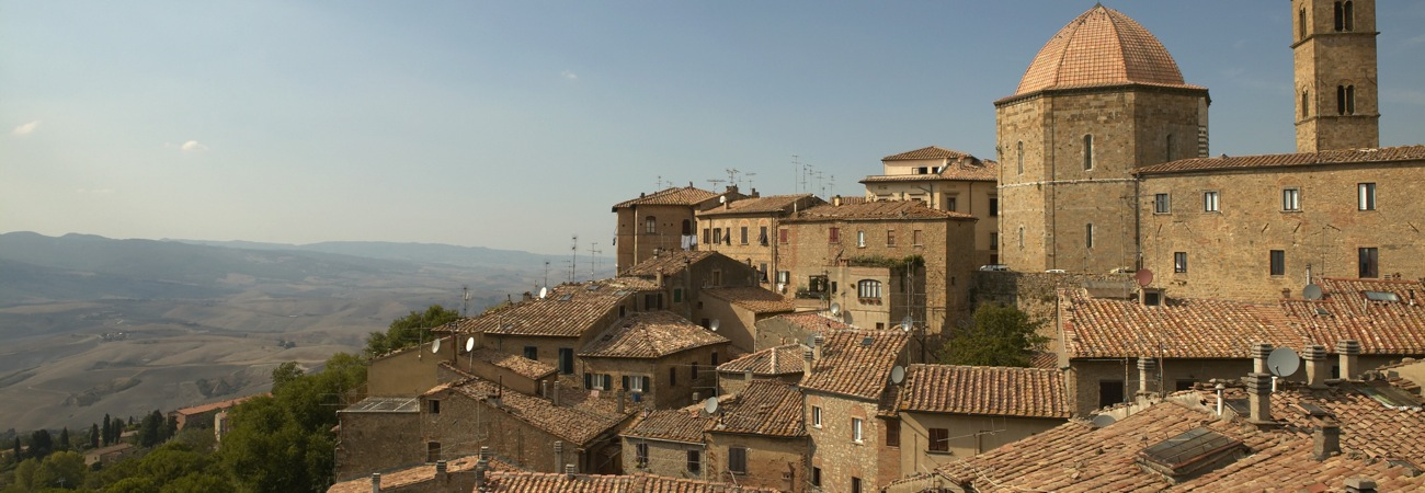 Medieval Hilltop Towns of Tuscany