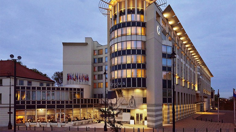 Sheraton Warsaw Hotel is located near popular attractions.