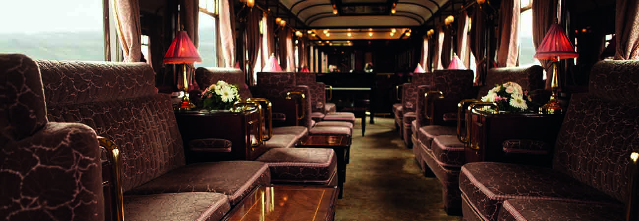 Revel in the '20s With Venice Simplon-Orient-Express