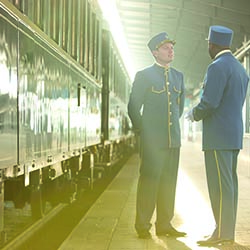 <p>Beginning in June, clients can hop onboard the Venice Simplon-Orient-Express from London to Berlin via Paris. // © 2016 Venice...