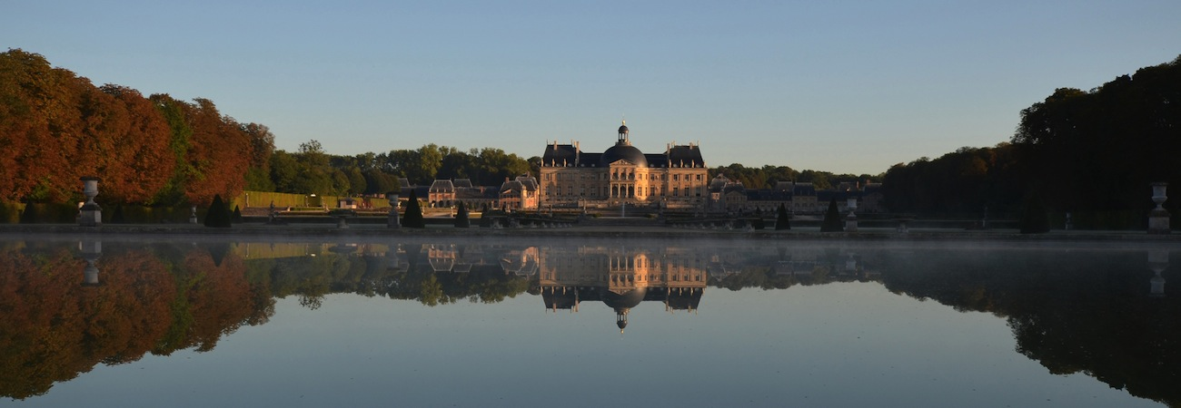 The Restoration of Chateau de Vaux le Vicomte
