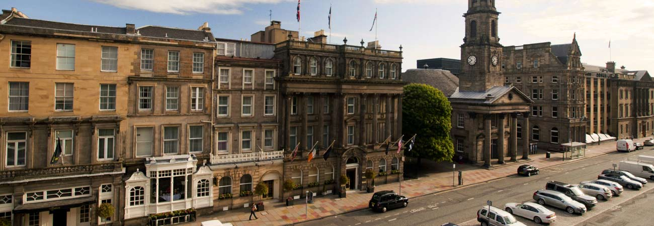 8 Elegant Hotels in Edinburgh, Scotland