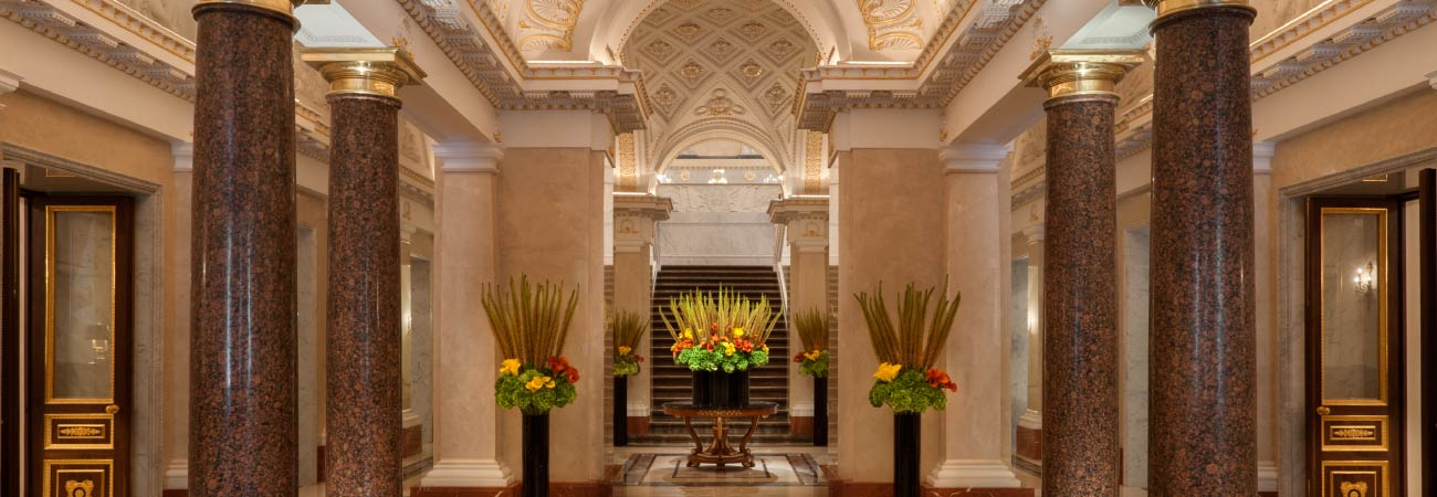 Hotel Review: Four Seasons Hotel Lion Palace St. Petersburg
