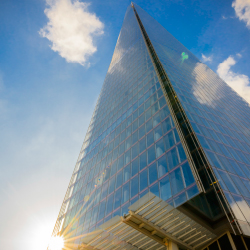 <p>The hotel's Sky Lobby affords stunning views of London. // © 2017 Shangri-La Hotel, At The Shard, London</p><p>Feature image (above): Shangri-La...