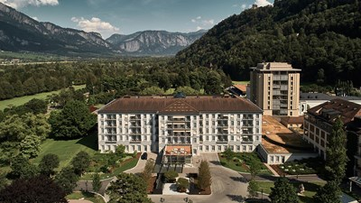 Hotel Review: Grand Resort Bad Ragaz in Switzerland