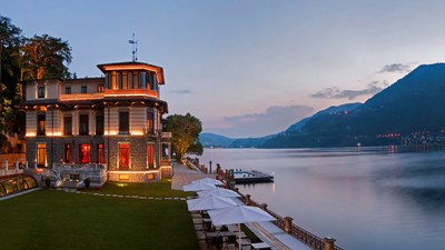 Hotel Review: CastaDiva Resort & Spa in Lake Como, Italy