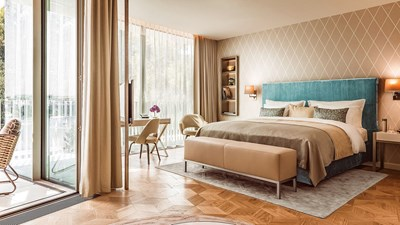 Hotel Review: The Fontenay