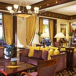 <p>At Hotel Napoleon, guests will notice romantic, Empire-inspired decor at reception and throughout the hotel. // © 2016 Hotel Napoleon</p><p>Feature...
