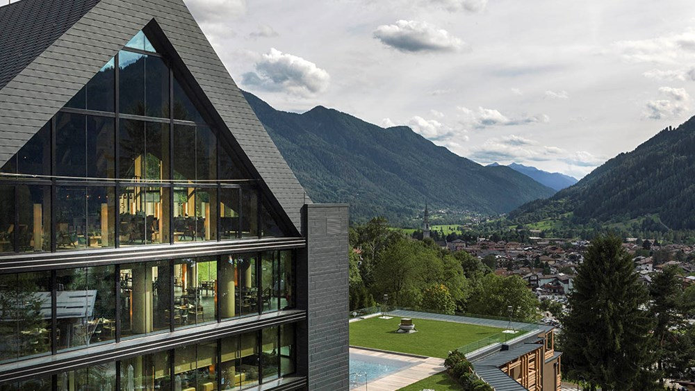 Hotel Review: Lefay Resort & Spa Dolomiti in Italy's Dolomites