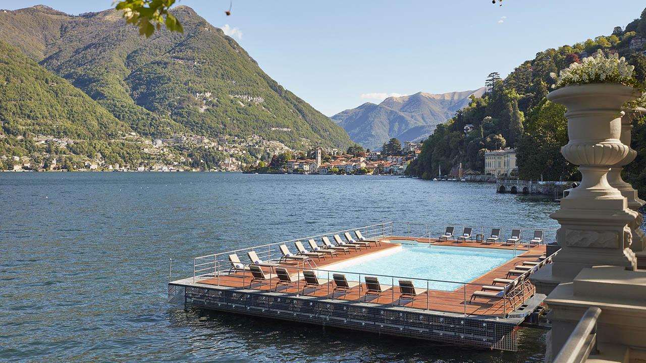 Hotel Review: Mandarin Oriental, Lago di Como, in Lake