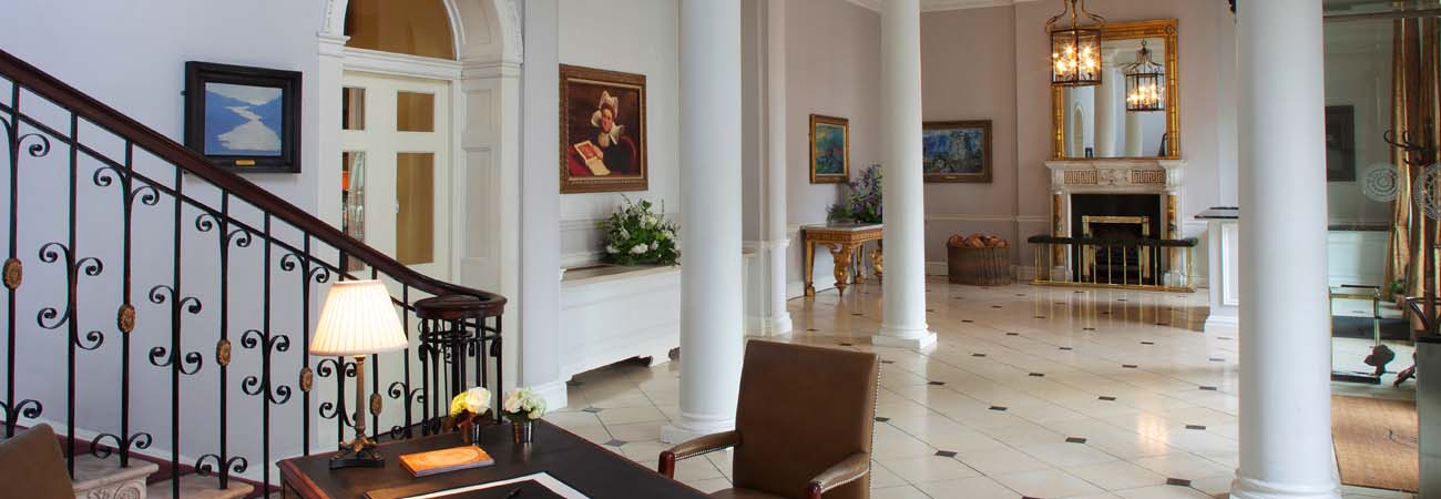 Hotel Review: The Merrion