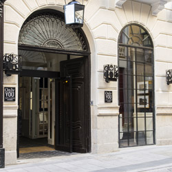 Only You Hotel & Lounge Madrid is located in the fashionable Chueca district. // © 2014 Only You