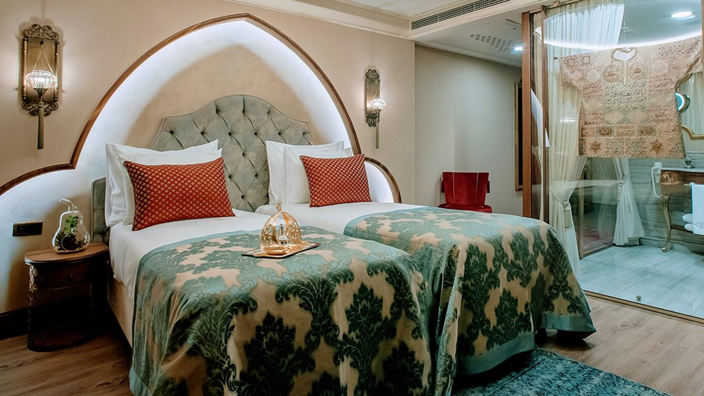 Hotel Review: Romance Istanbul Hotel
