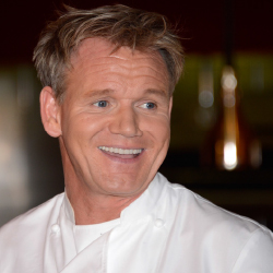 Gordon Ramsey shares his top London activities on VisitLondon.com. // © 2014 Ethan Miller