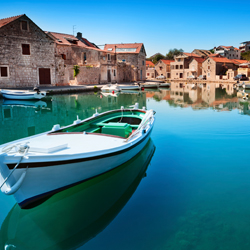 Croatia experienced a successful year for tourism in 2013 and expects continued success this year. // © 2014 Thinkstock