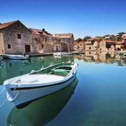 Dalmatian islands in Croatia // © 2013 Thinkstock
