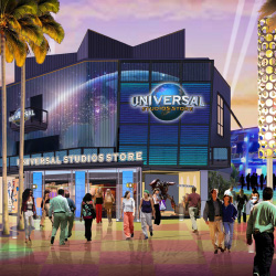 Eight new eateries are set to open at Universal CityWalk Orlando. // © 2014 Universal Studios